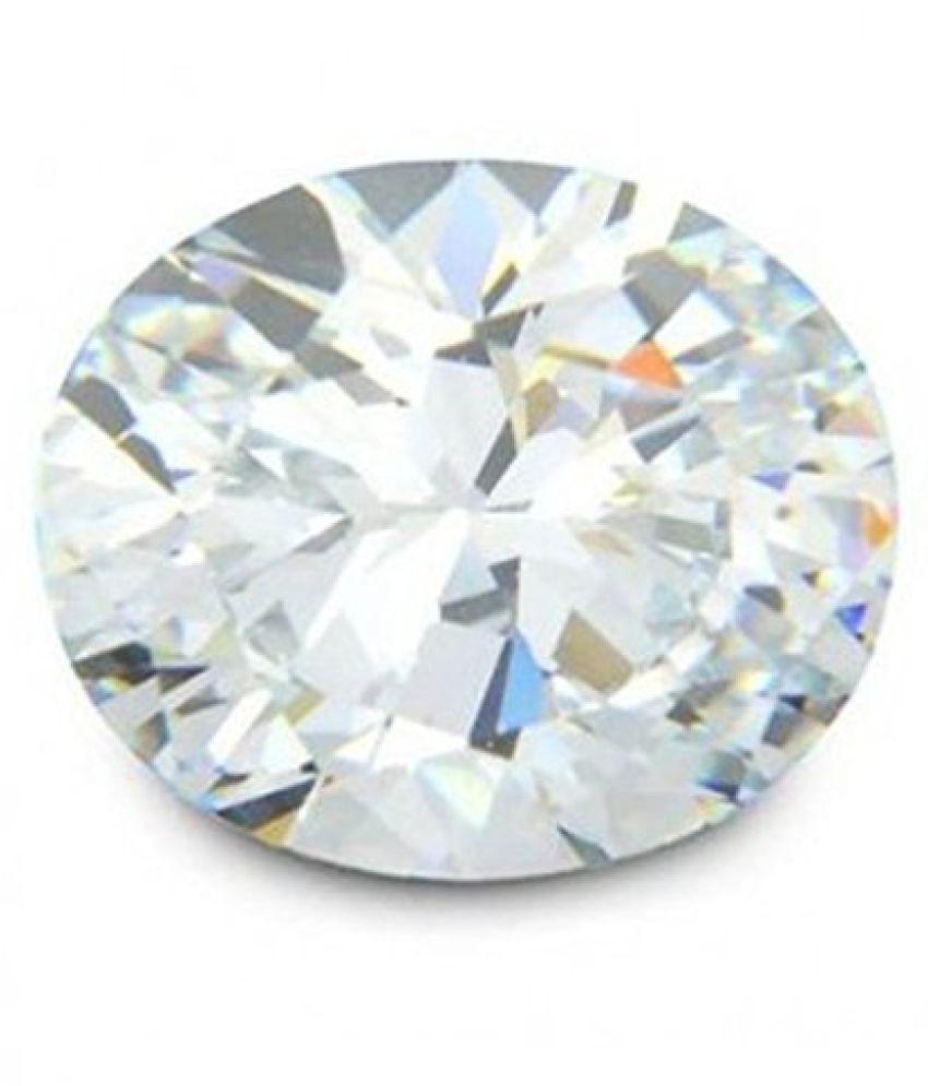 SR Swasti Retail 7.25 -Ratti Self certified Multi Zircon Precious Gemstone