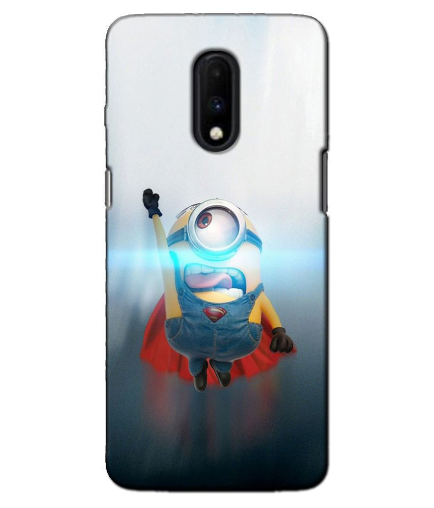 OnePlus 7 Printed Cover By Case king 3D Printed Cover