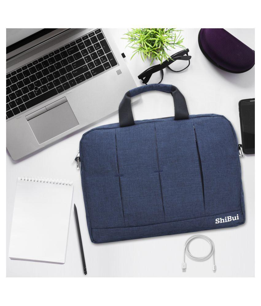 Shibui Blue Laptop Sleeves