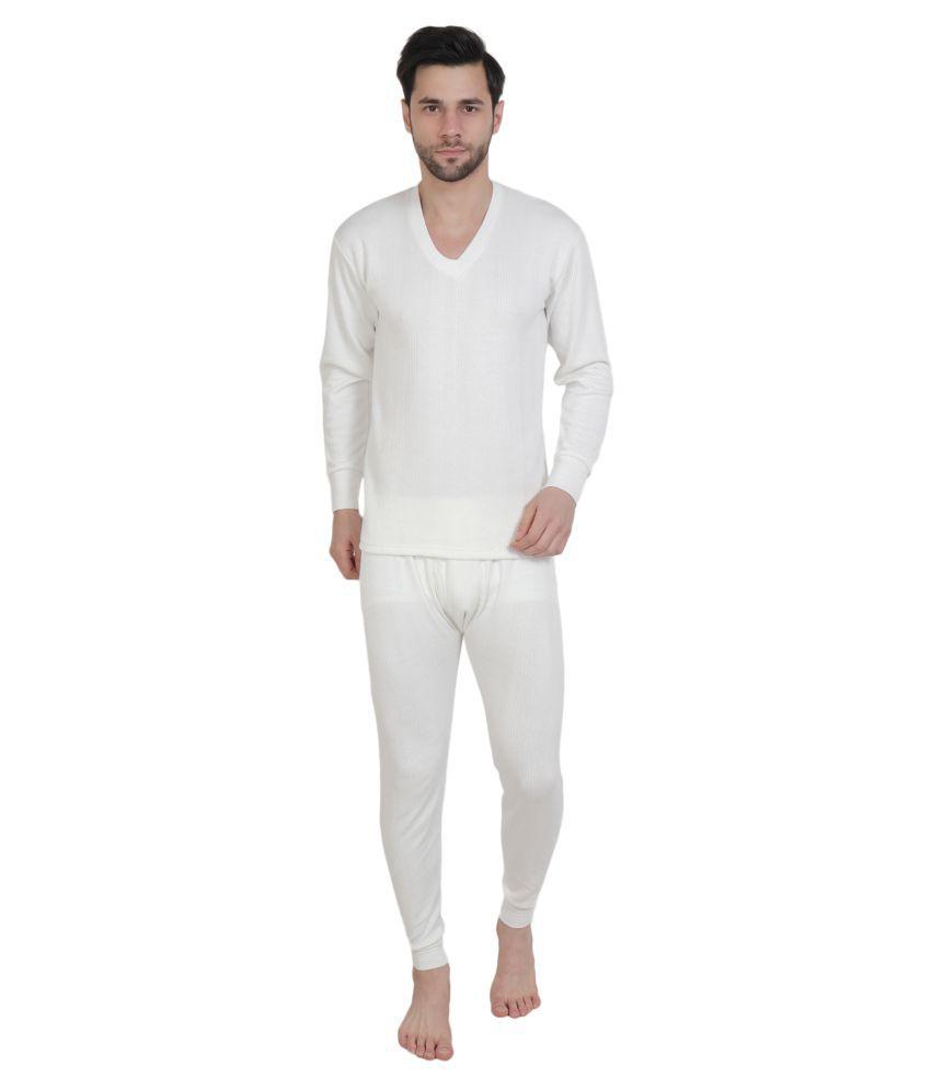 Zeffit White Thermal Sets Single