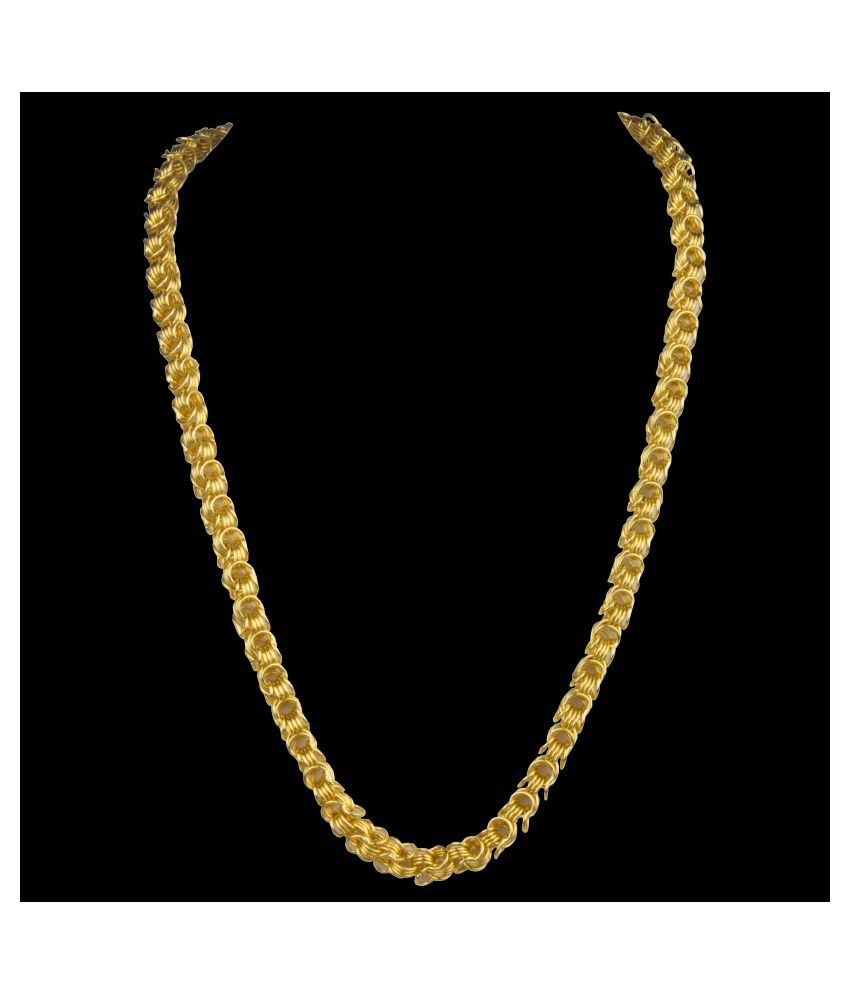 Piah Gold Brass & Copper etc Chains
