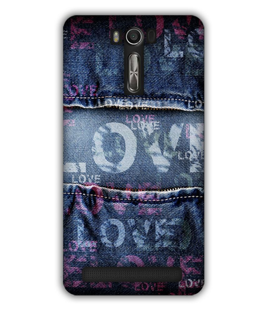 Asus Zenfone 2 Laser ZE500KL Printed Cover By Manharry