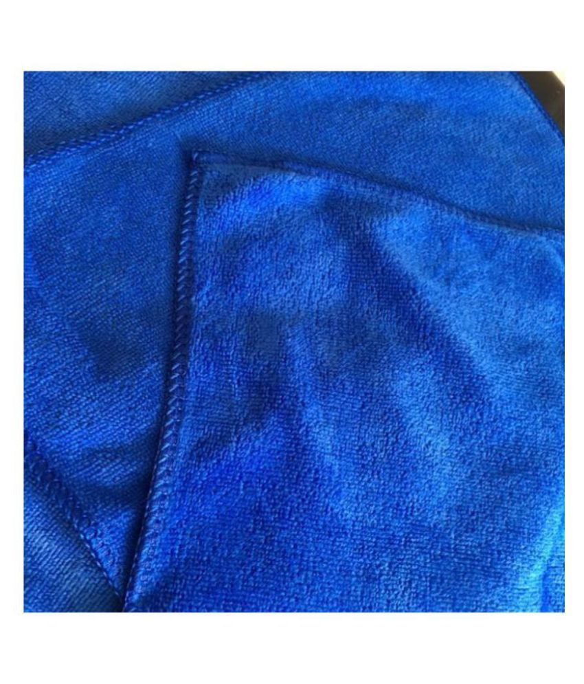 Microfiber Towel for Cleaning Cars, Furniture, Home, (40 X 60 cm, 400 GSM) Microfiber Cloth