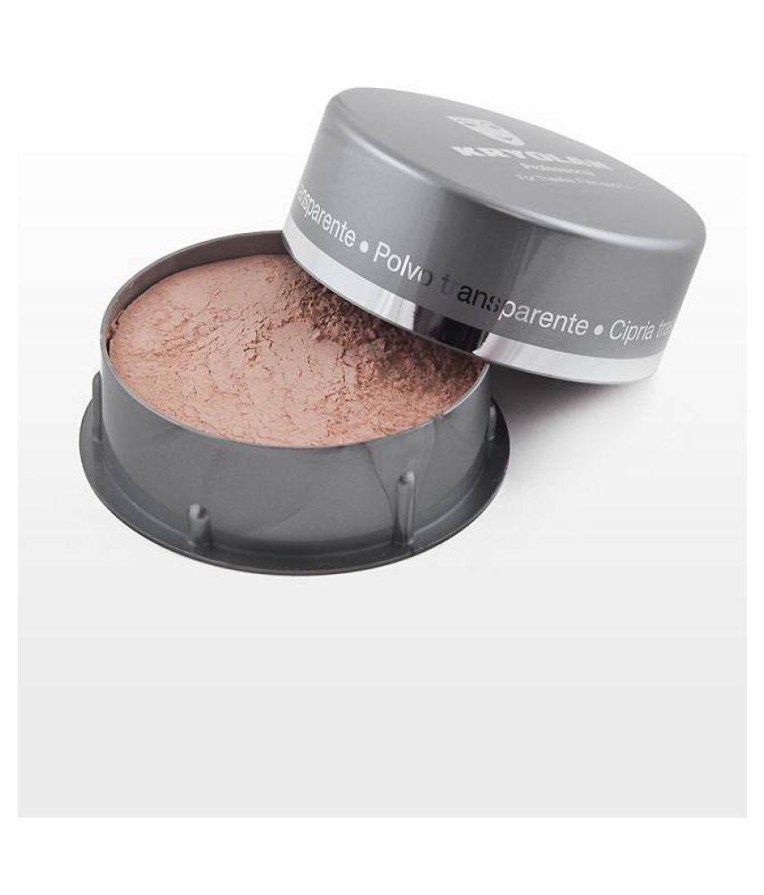 Kryolan TRANSLUCENT LT7 Loose Powder Medium 30 g