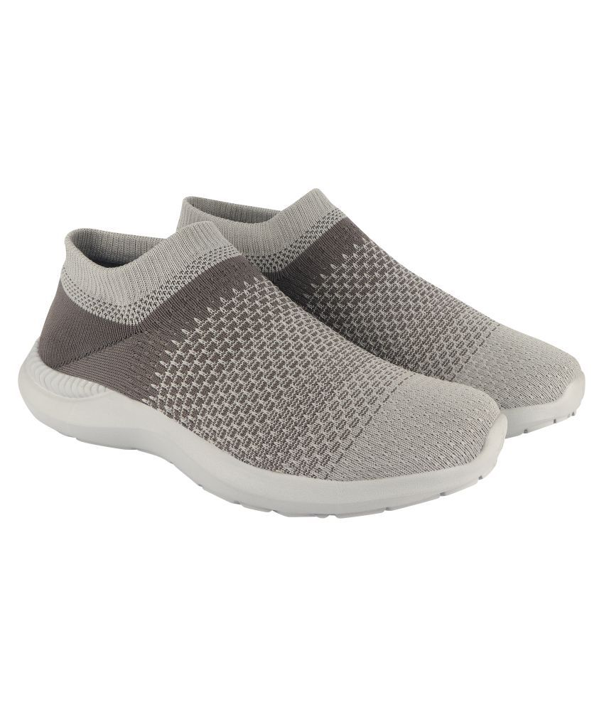 Action ATHLEO Gray Running Shoes - Buy