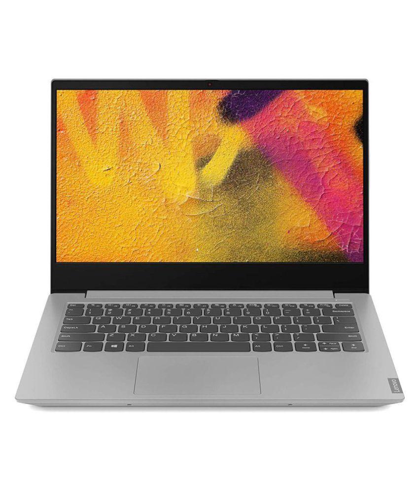 Lenovo IdeaPad S340 81VV008SIN 14-inch Laptop (10th Gen CORE I3-1005G1/4GB/1TB/Windows 10/Integrated Graphics), Platinum Grey