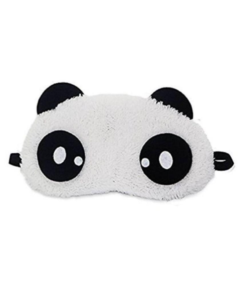 Awestuffs Fashion Panda White Eye Mask
