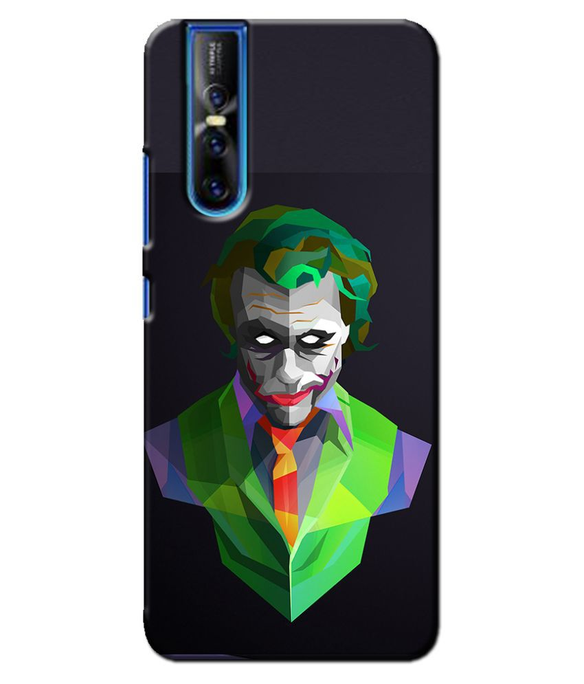 Vivo V15 Pro Printed Cover By Case king 3D Printed Cover