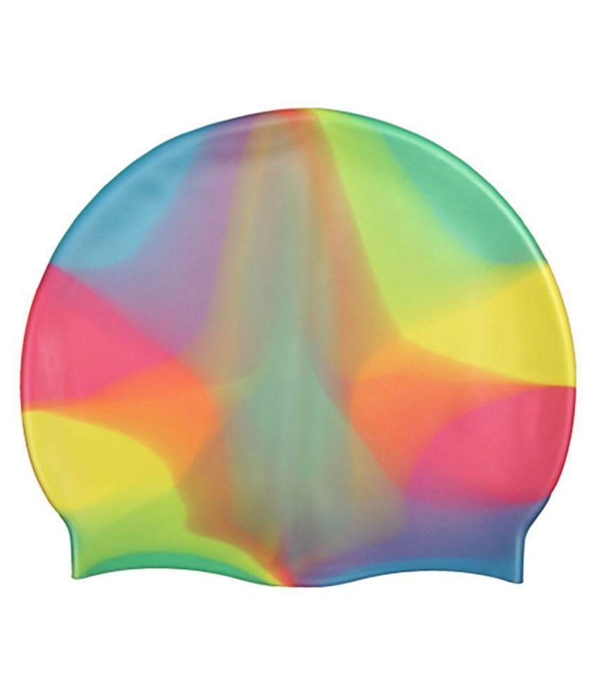 OSSDEN All Silicone Swimming Cap