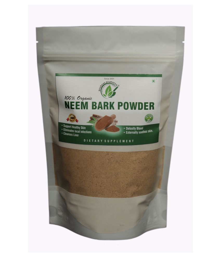 Dr.Bhargav's NEEM BARK POWDER Powder 100 gm