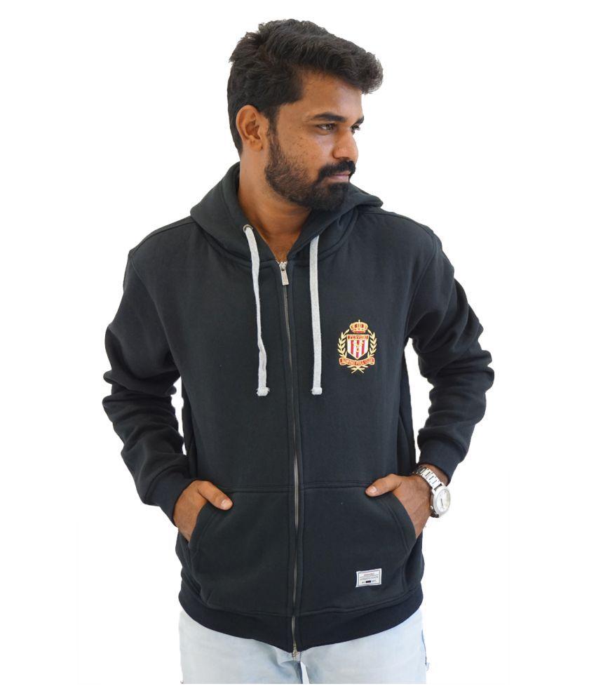 FERVORO Black Sweatshirt