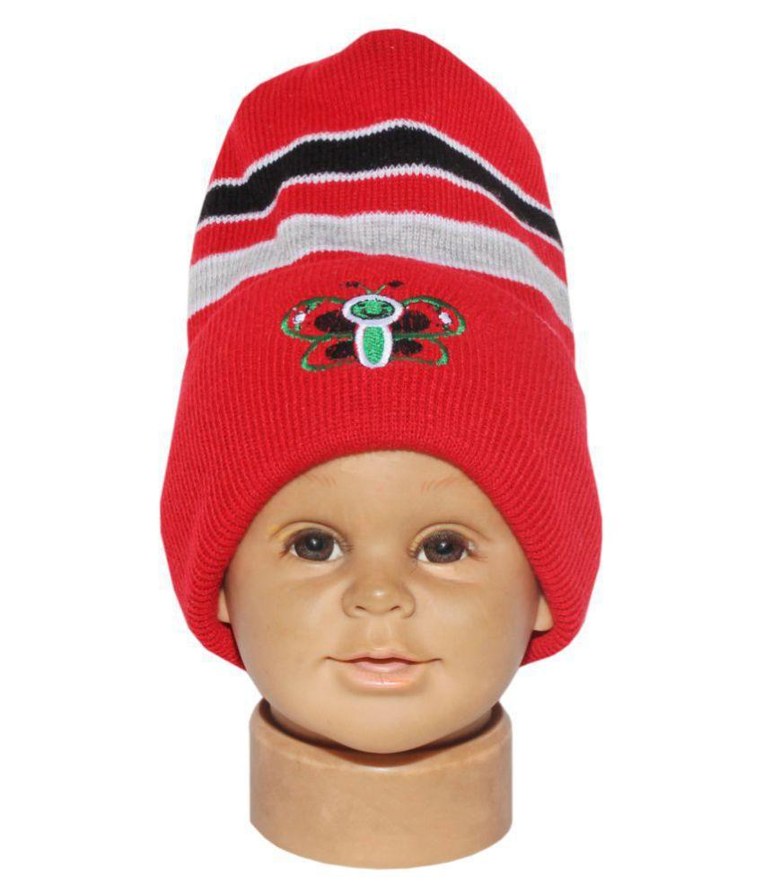 Goodluck Winter Caps for Kids