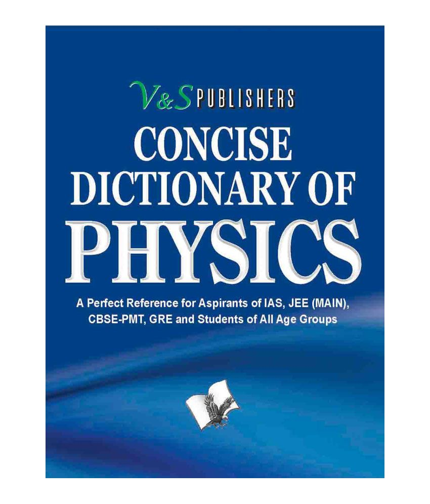 Concise Dictionary Of Physics (Pocket Size)