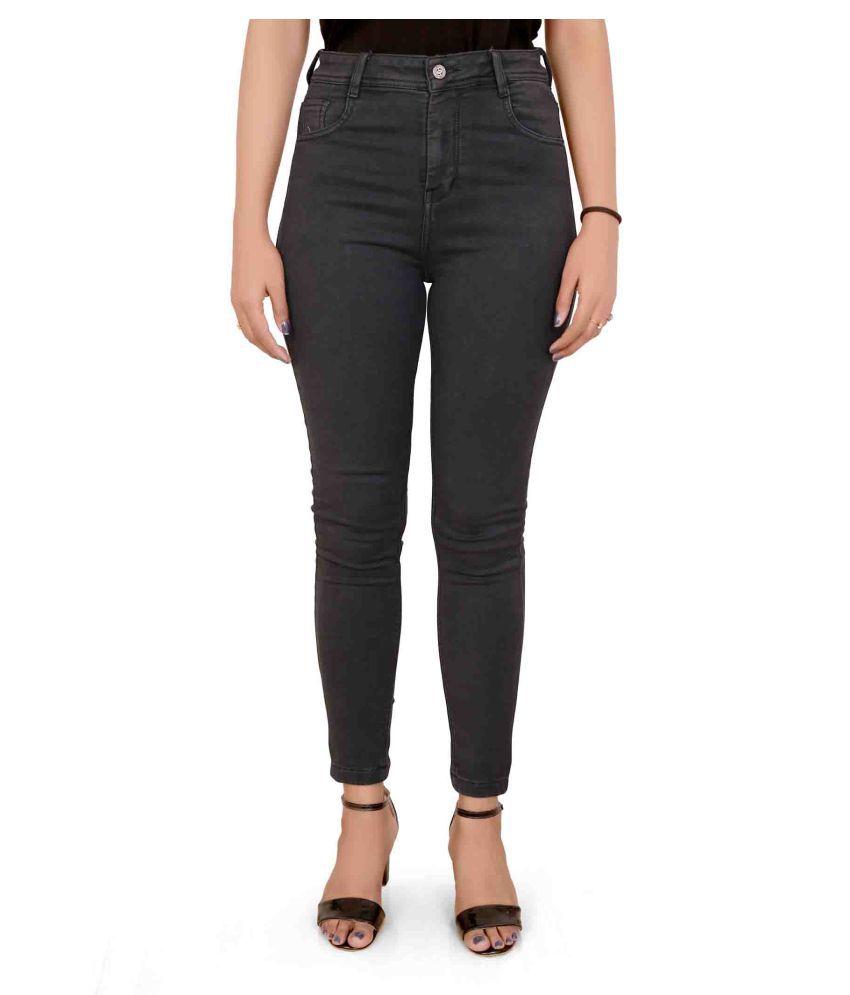 FORTH Denim Lycra Jeans - Grey