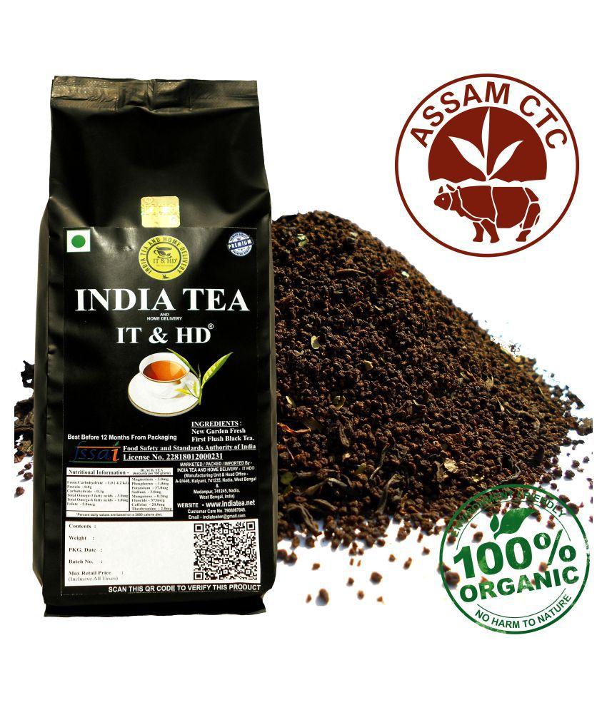 IT & HD English Breakfast Black Tea Loose Leaf 500 gm