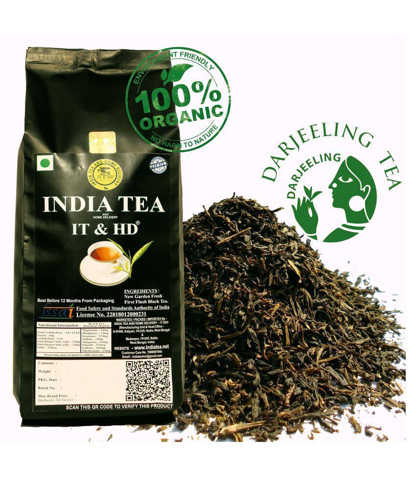 IT & HD Assam Tea Loose Leaf SEWEET TEA LEAF AROMA 300 gm