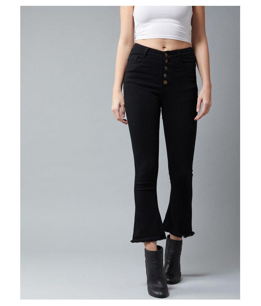 Bombay Clothing Company Denim Jeans - Black