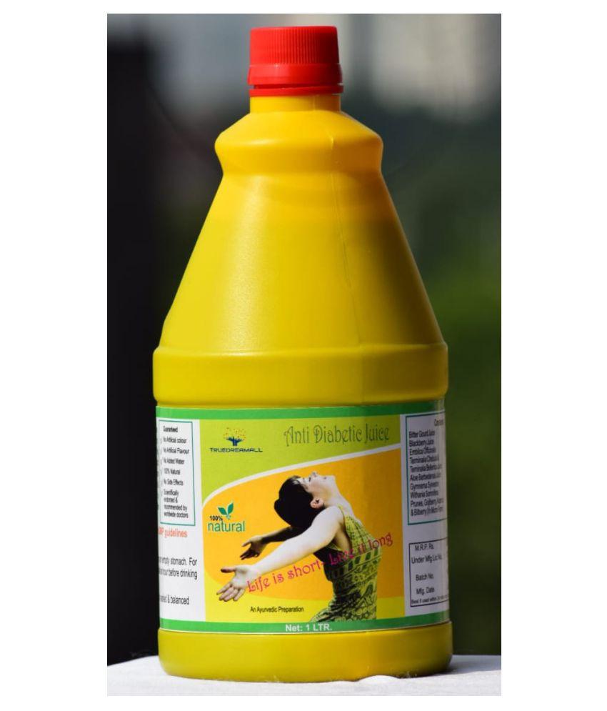 TRUEDREAMALL ANTI-DIABETIC JUICE Syrup 1000 ml