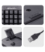 Zebronics zeb k25 Black USB Wired Desktop Keyboard