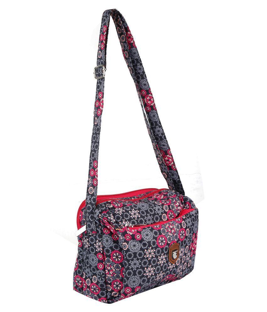 Expert Bags Multi P.U. Sling Bag