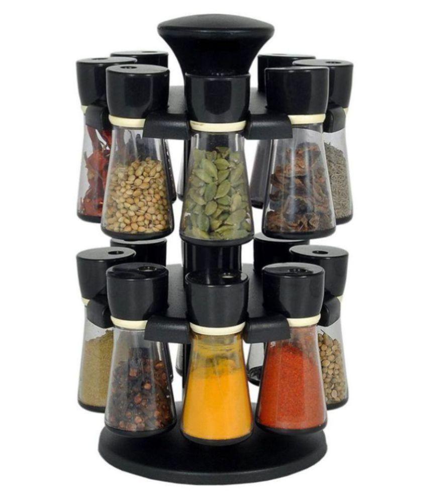 Analog kitchenware spice box,masala box Polyproplene Spice Container Set of 16 120 mL
