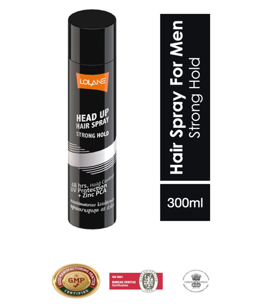 Lolane Head Up Strong Hold Hair Sprays 300 mL