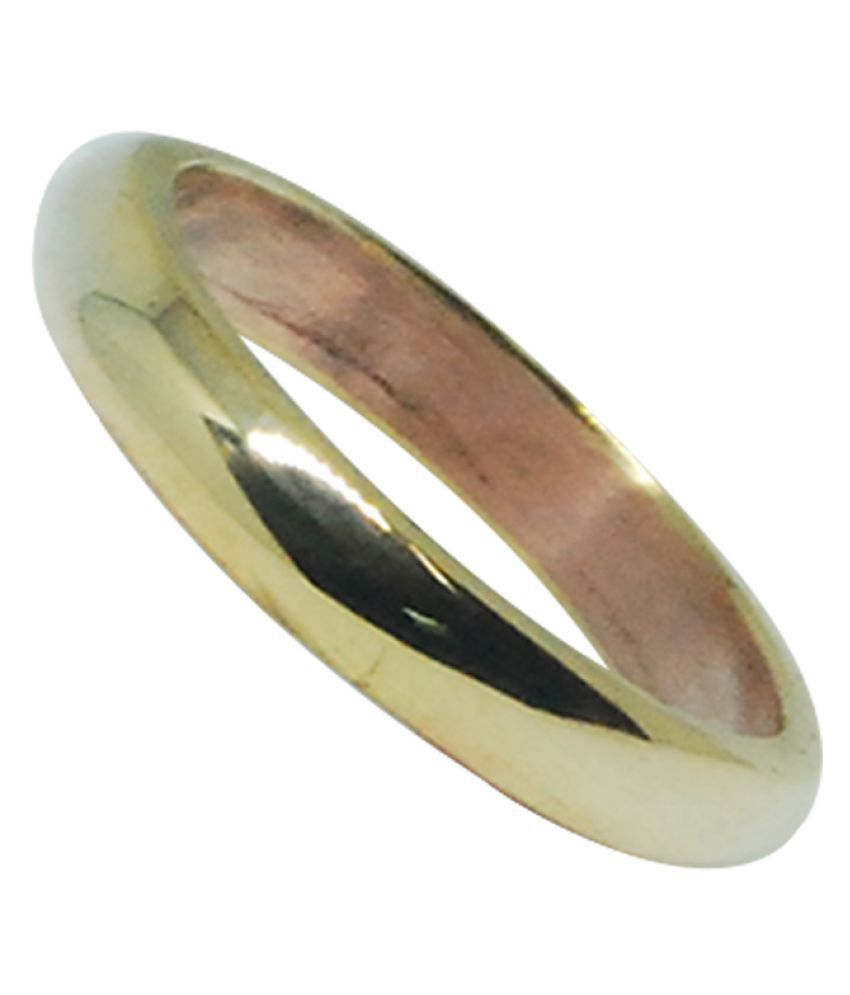 Bronze Ring / Pure Bronze Ring / Gold Plated Bronze Ring / Original Bronze Ring Gold plated