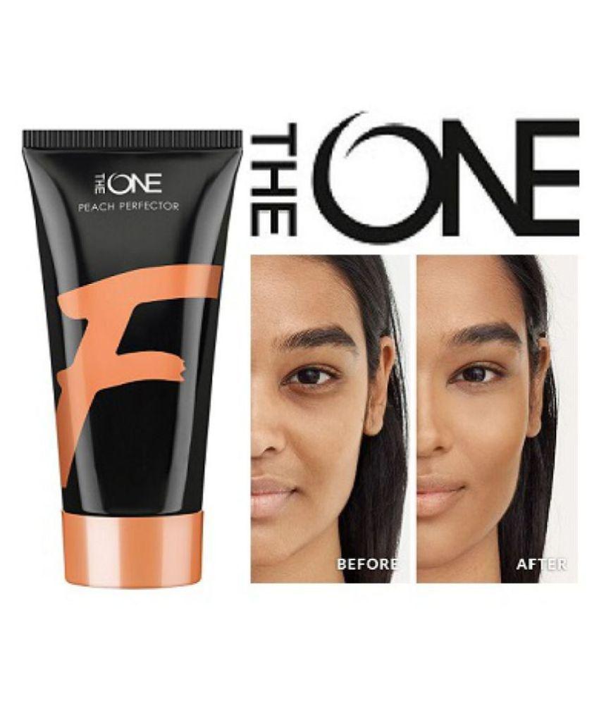 ORIFLAME CREAM The One Peach Me Perfector Liquid Foundation Medium 30 g
