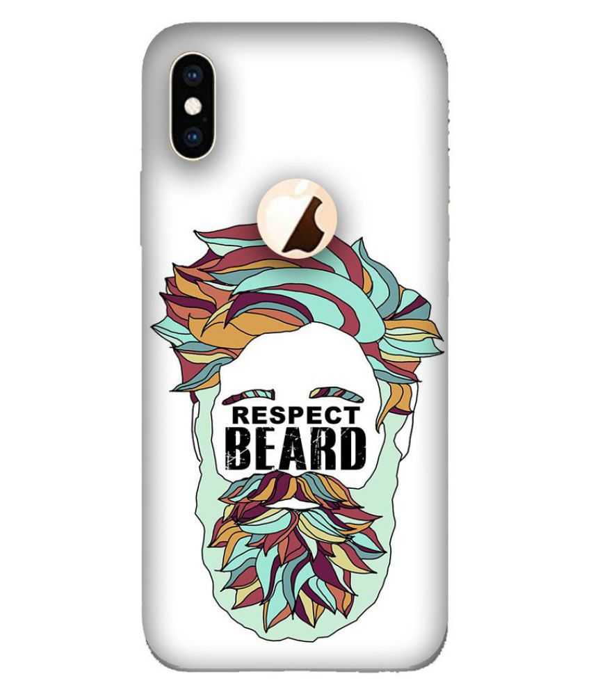 Apple iPhone XS Max Printed Cover By Emble