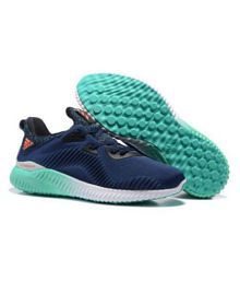 Adidas Alphabounce 2018 Alpha Bounce Running Shoes Blue
