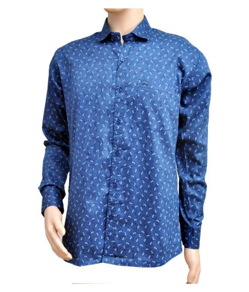 Brolis Cotton Blend Shirt