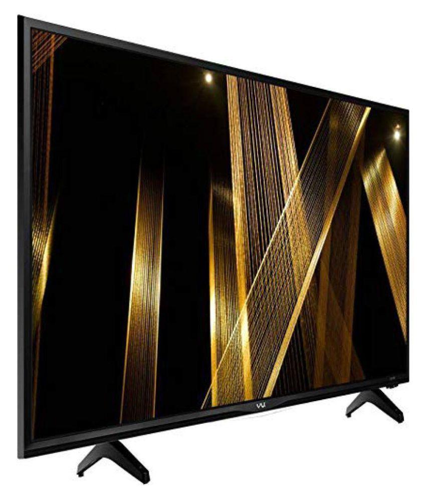 Vu 49 PL 124 cm ( 49 ) Full HD (FHD) LED Television