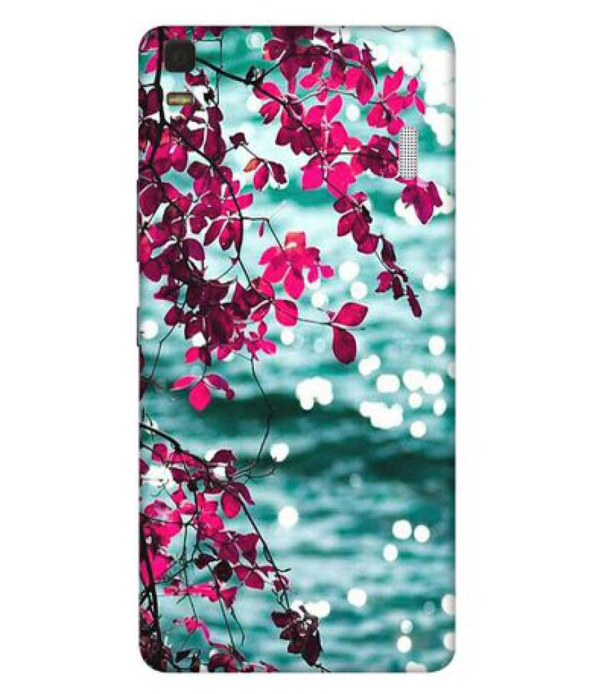Lenovo K3 Note Printed Cover By Emble