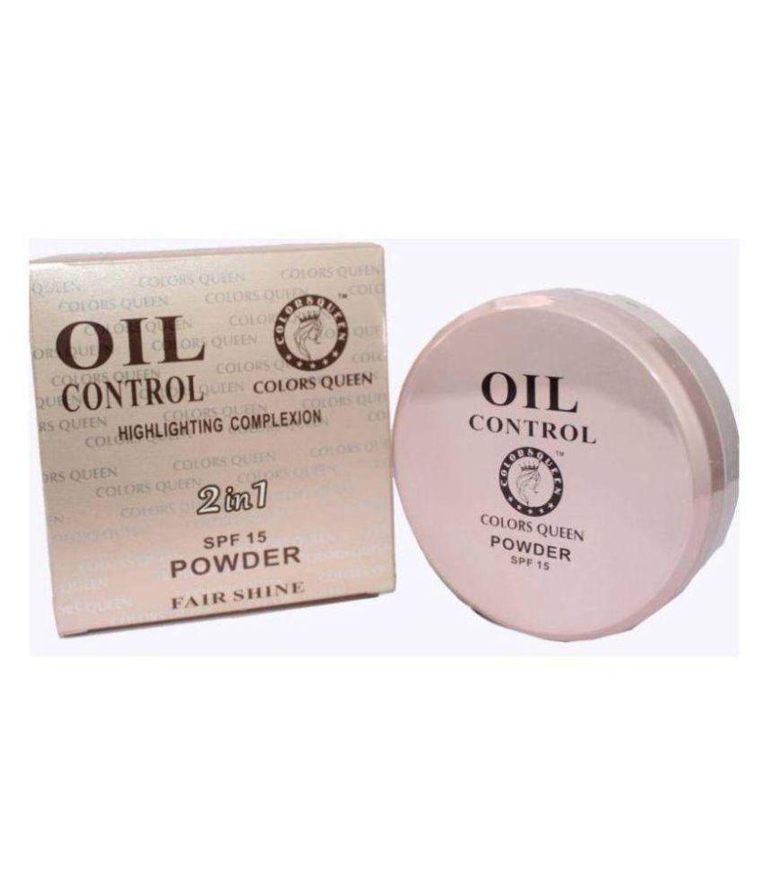 colour queen Loose Powder natural SPF 15 15 gm