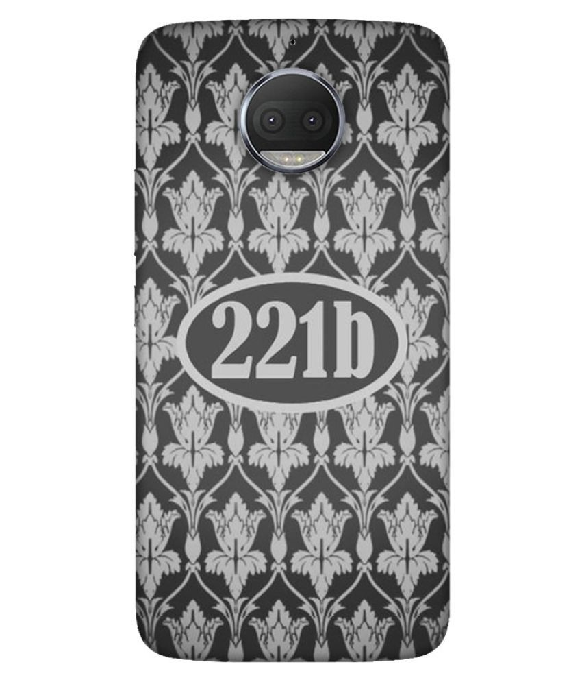 Moto G5s Printed Cover By Emble