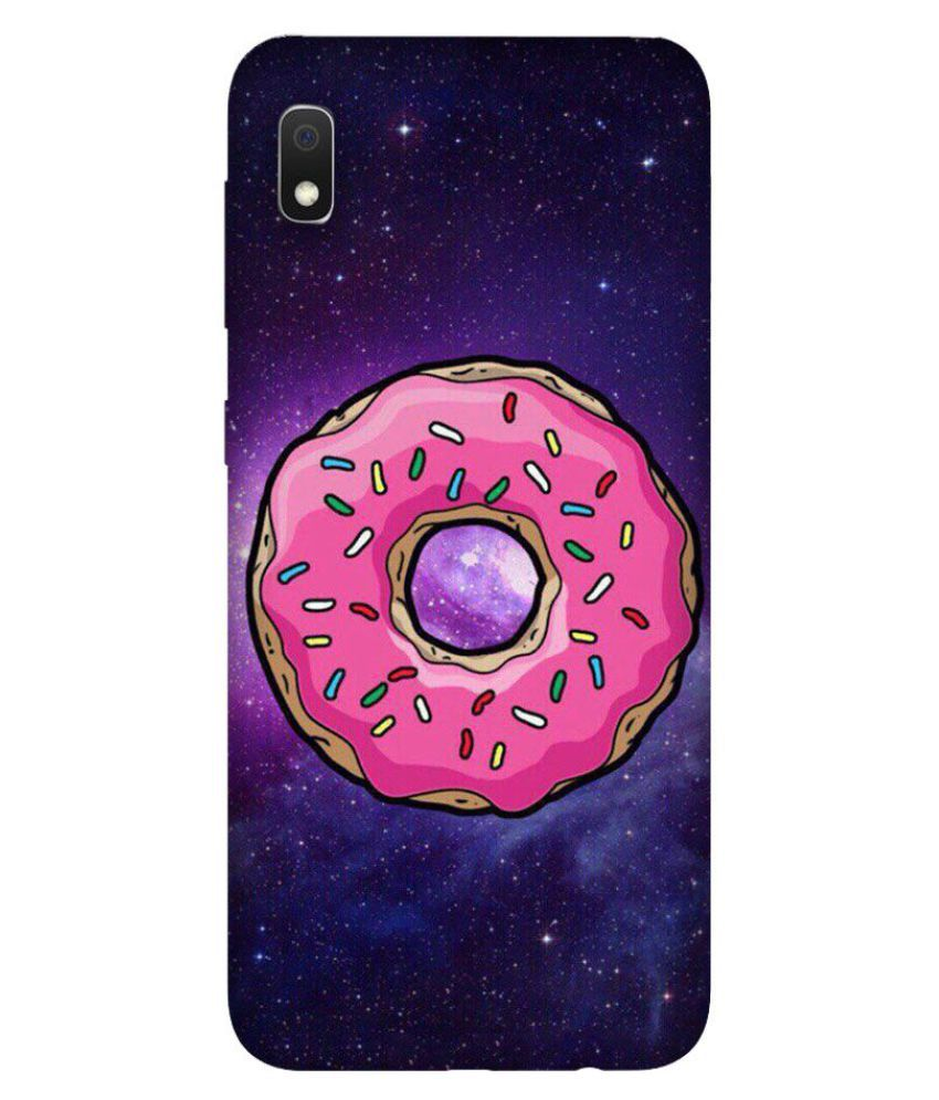 Samsung Galaxy A10 Printed Cover By Emble