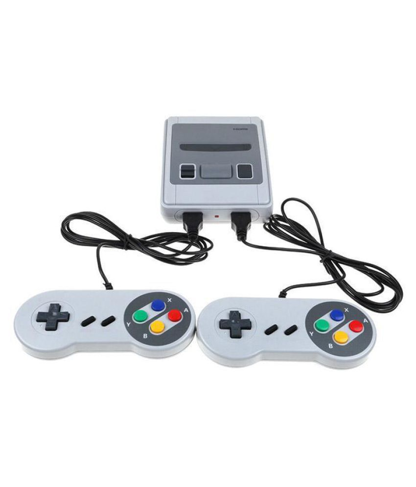 8-Bit Mini HDMI Handheld Video Classic NES Game Console Built-in 621 Games