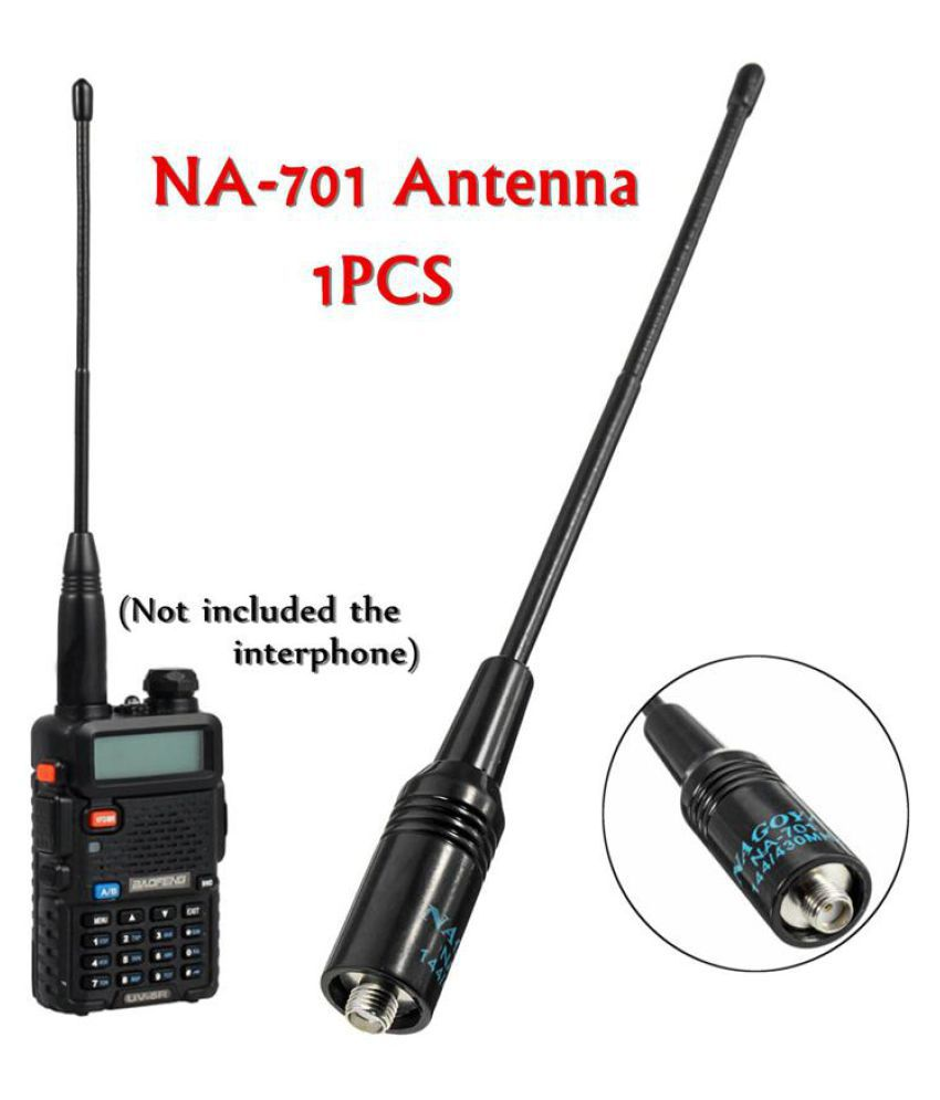 High Quality NA-771 Dual Band Walkie Talkie Baofeng Antenna