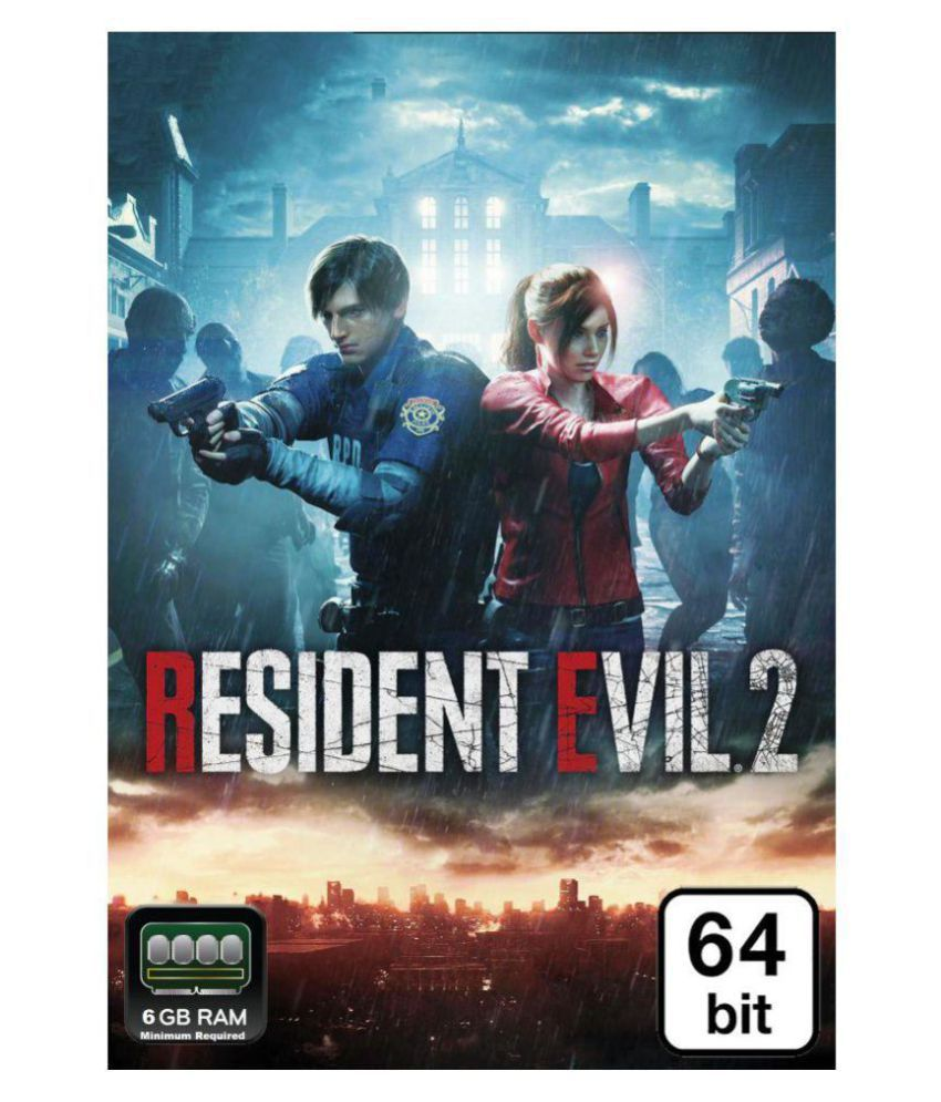Resident Evil 2 Remake (Offline) ( PC Game )