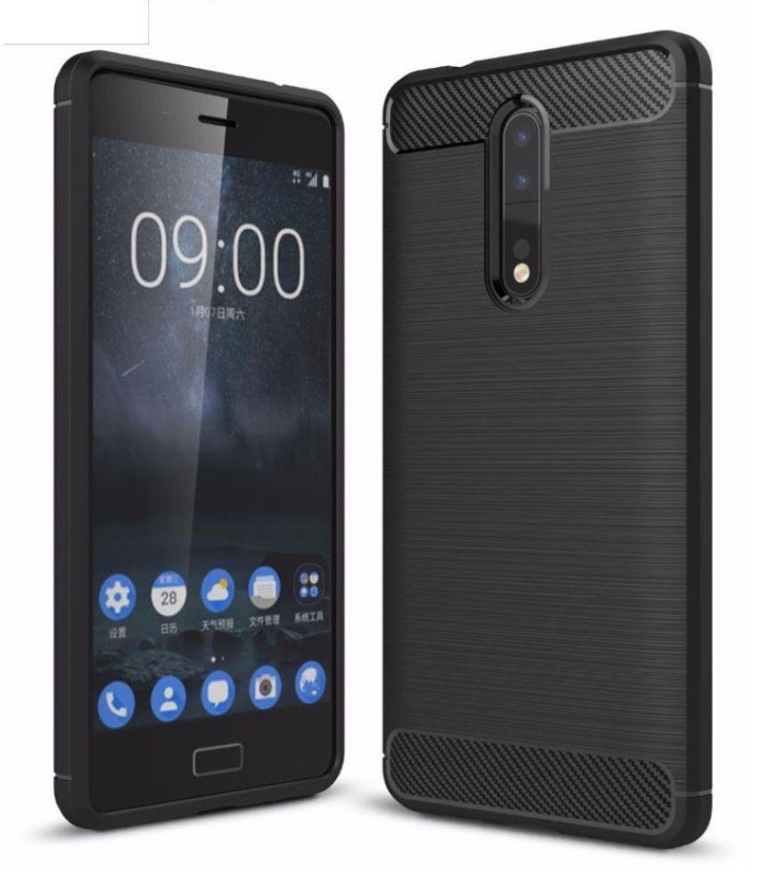 Nokia 6(2018) Hybrid Covers SLR - Black