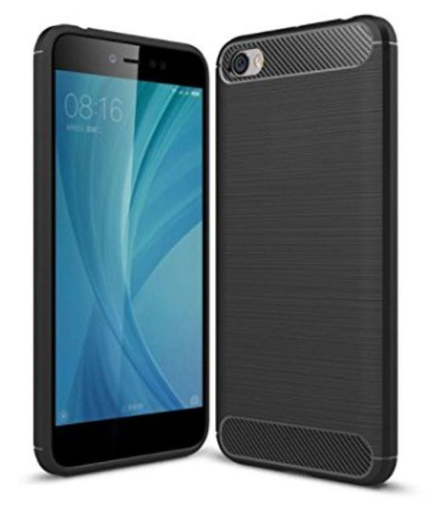 Redmi Y1 Lite Hybrid Covers SLR - Black