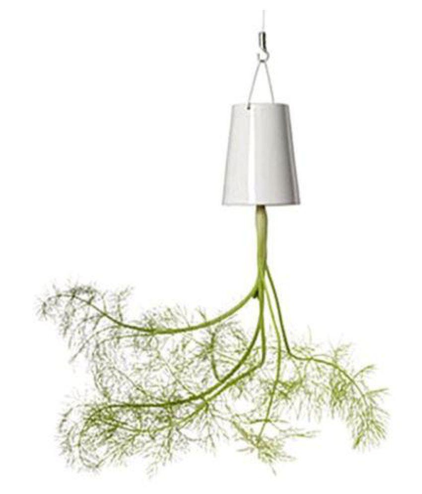 243 & Sky Planter Hanging Flower Pot Upside Down Plant Pot 1PC Home Decor Pots Hanging