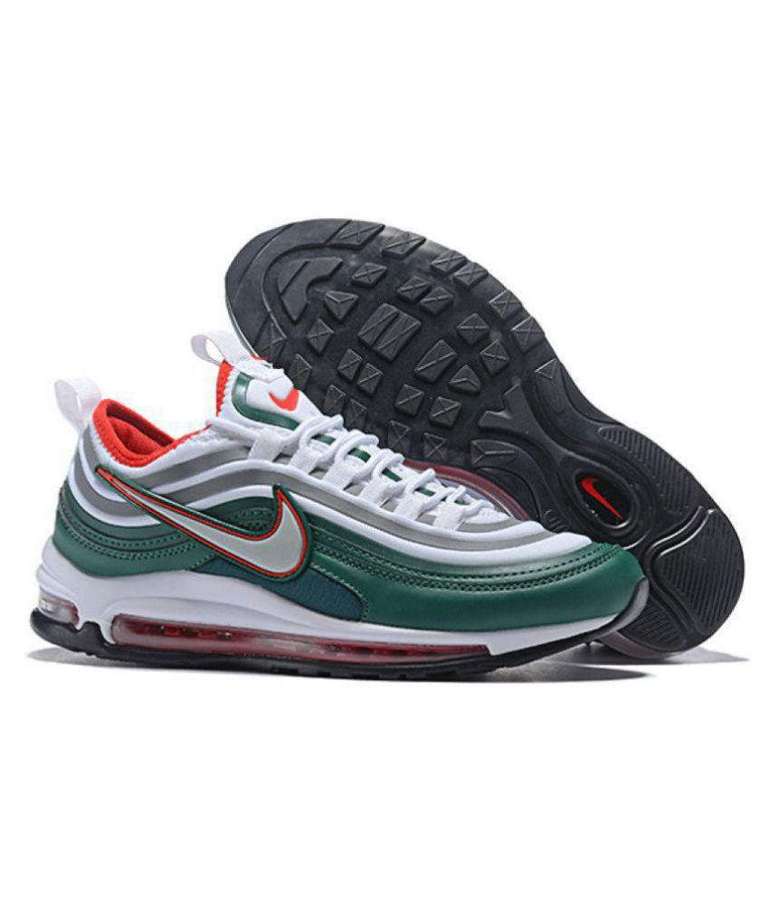 Nike Air Max 97 Ultra 17 SE 2019 Running Shoes Green