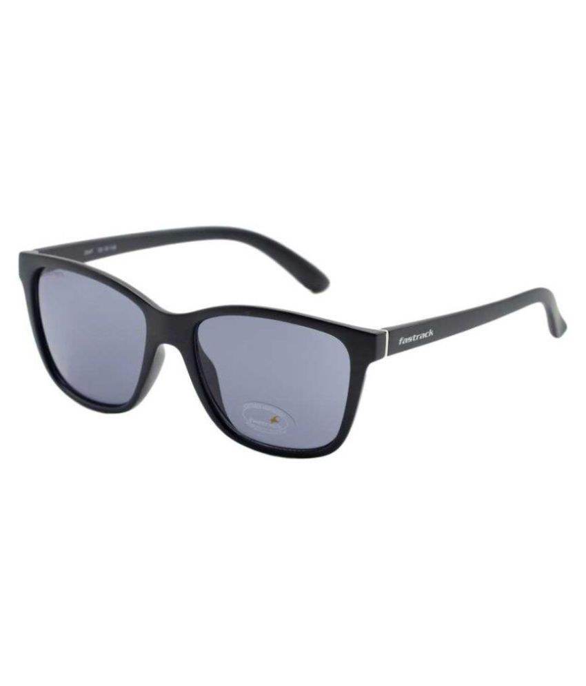 c31710756299 Fastrack Grey Wayfarer Sunglasses ( P428BK1 ) - Buy Fastrack Grey Wayfarer  Sunglasses ( P428BK1 ) Online at Low Price - Snapdeal