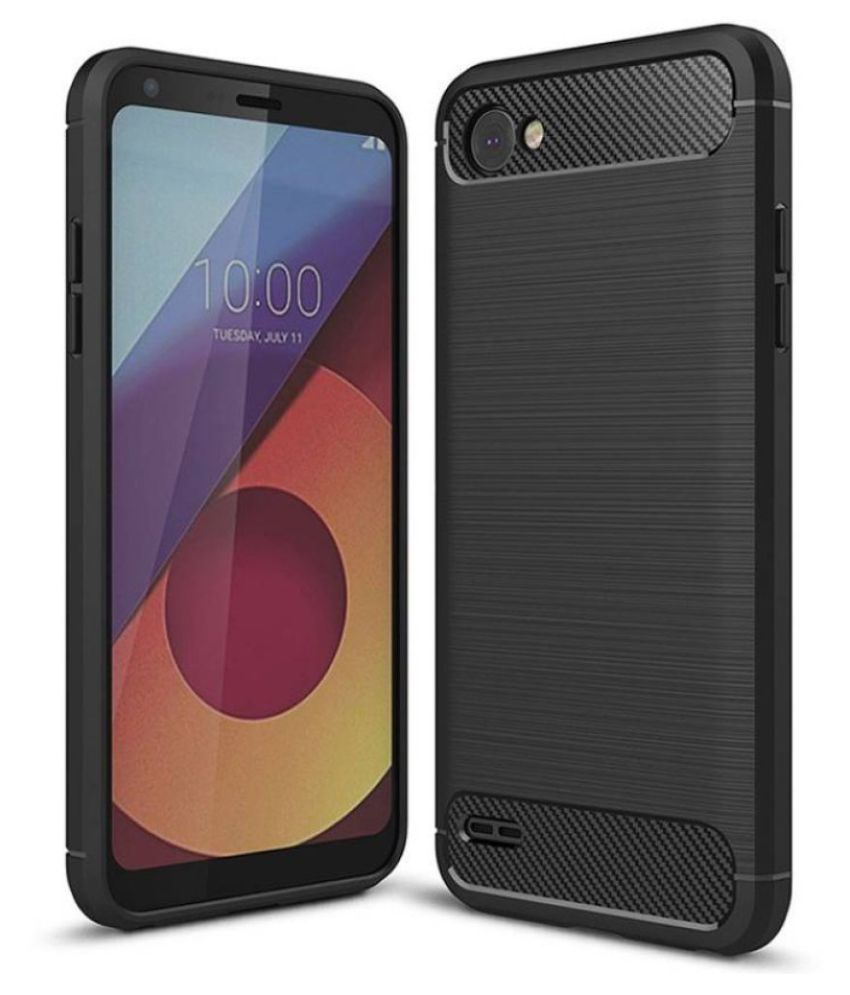 LG Q6 Hybrid Covers SLR - Black