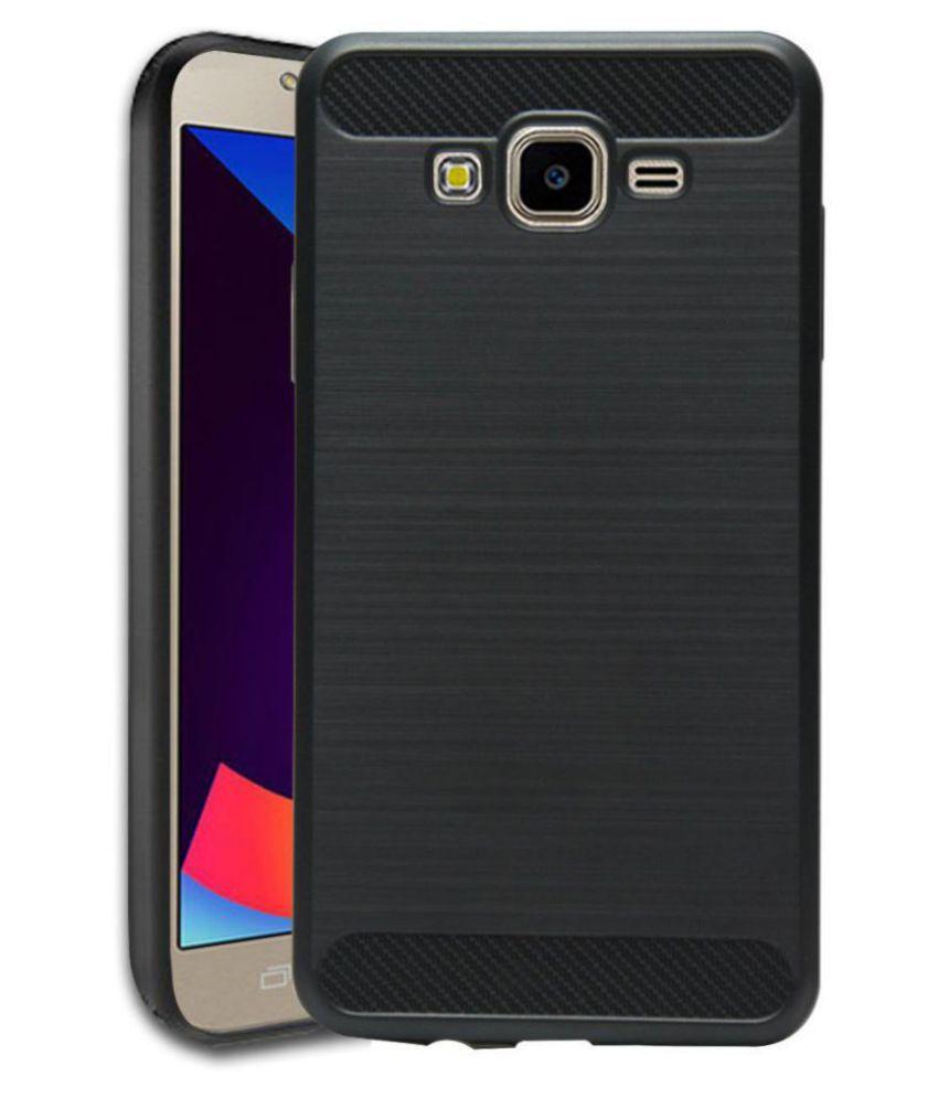 Samsung Galaxy J7 Hybrid Covers SLR - Black