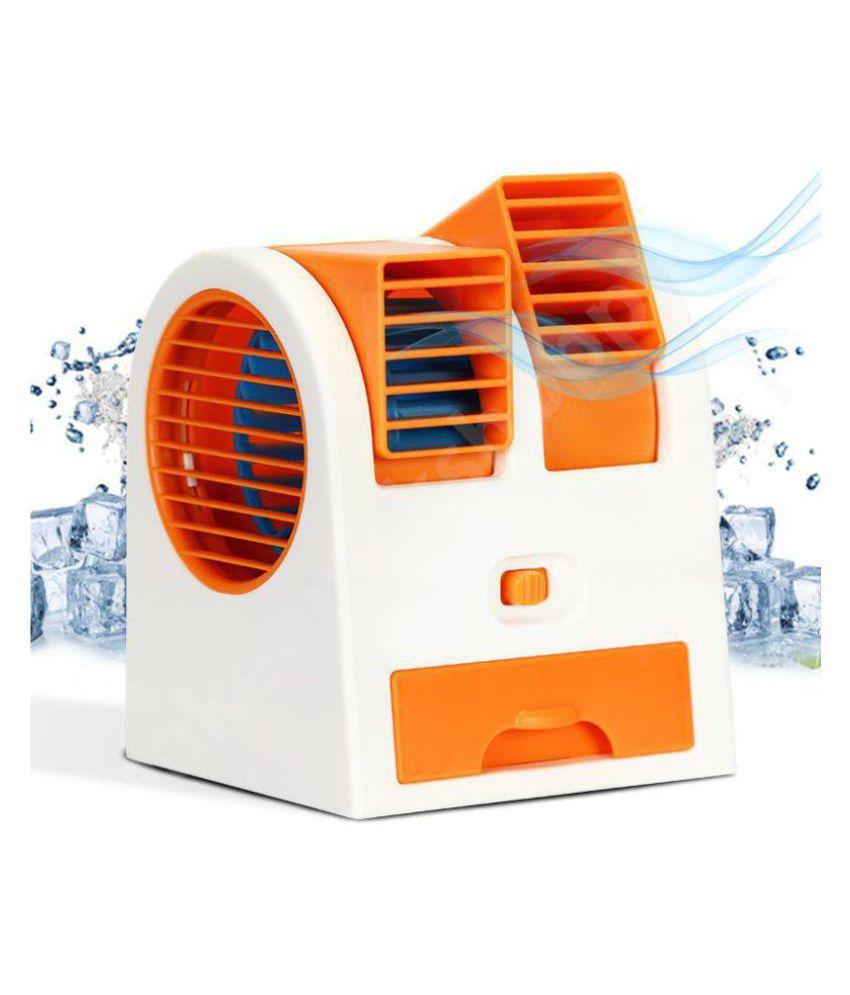 gadgetfan 300 gadget fan PedestalFan orange