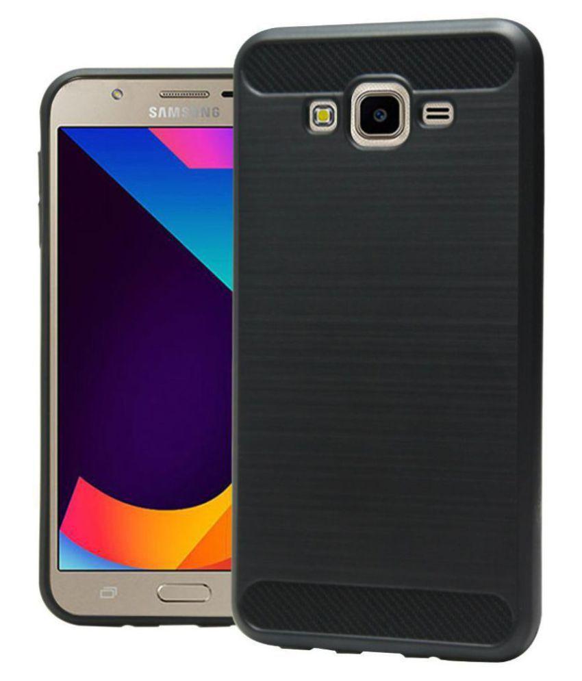 Samsung Galaxy j2 Hybrid Covers SLR - Black