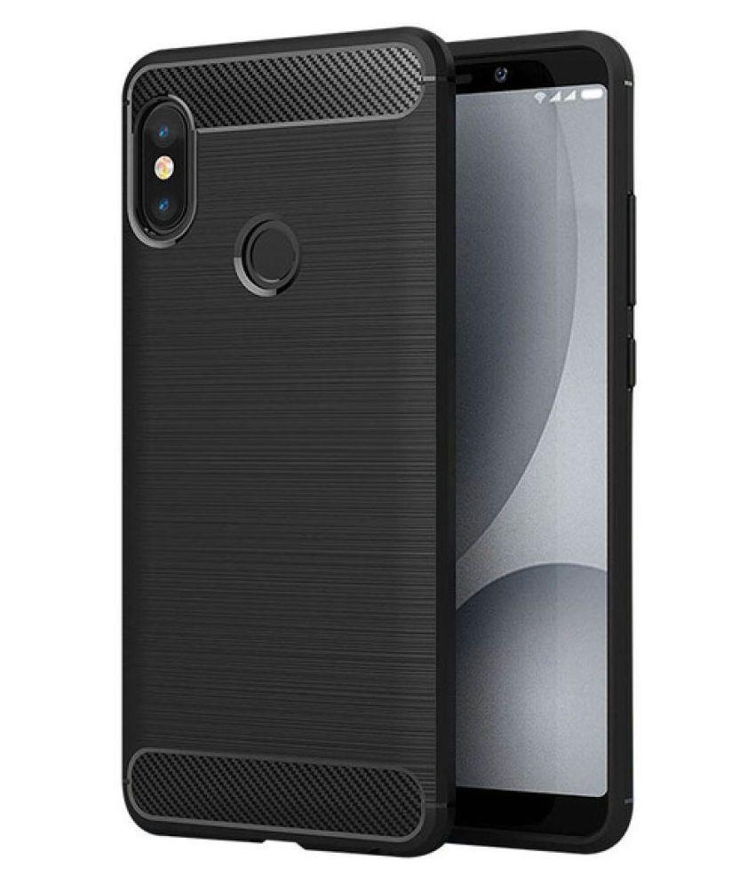 Xiaomi Redmi Note 6 Pro Hybrid Covers SLR - Black