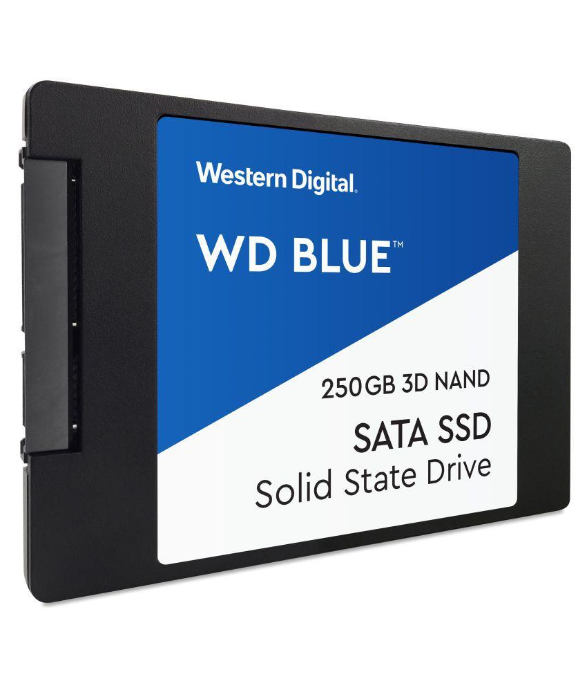 WD Blue 250GB WDS250G2B0A Internal SSD
